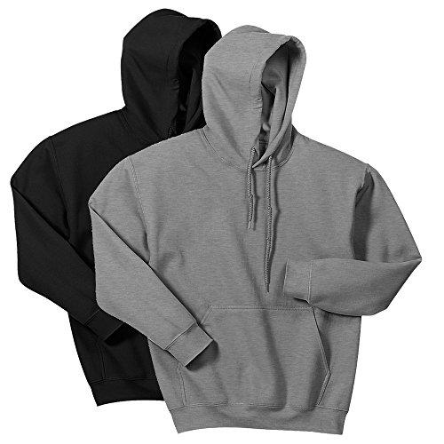 Adult Hooded Sweatshirt - 5