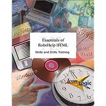 Essentials of RoboHelp HTML X3 by Siegel, Kevin A. (2002) Spiral-bound