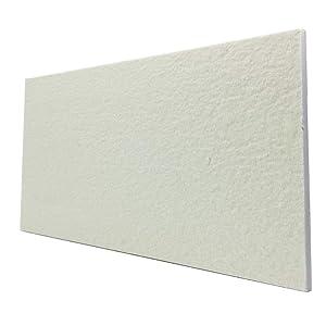 BXI Ceramic Fiber Insulation Board - Flame Retardant, Heat Resistant