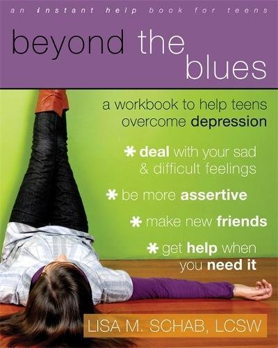 Beyond Blues Workbook Overcome Depression product image