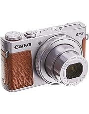 Canon Powershot G9X II Digital Camera, Silver