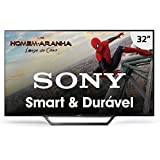 "Smart TV, LED, 32"", Sony KDL-32W655D, HD, Preto"