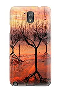 3420118K33430988 Faddish Nature Case Cover For Galaxy Note 3