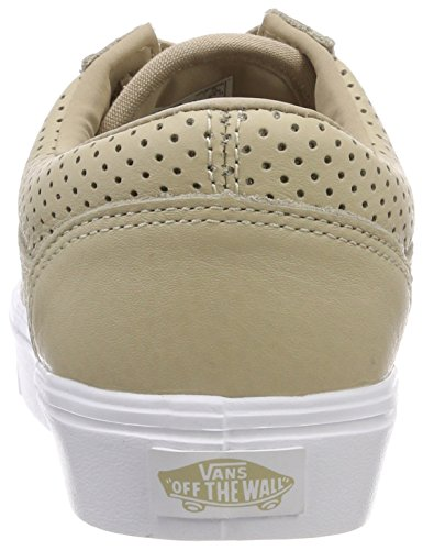 Adulte Skool Lite Mixte Baskets Old Vans Perf Beige xAq16A