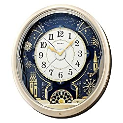 Seiko Wall Clock (Model: QXM366SRH)