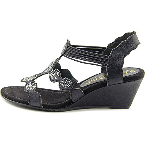 66cad7476936f New York Transit Love You Wedge Women Open Toe Synthetic Wedge ...