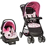 Anah Lightweight Stroller with 5-Point Safety System and Multi-Positon Reclining Seat, Extended Canopy, Easy One Hand Fold, Large Storage Basket, Parent and Child Tray, Slate (color : Garden)