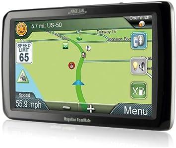 Magellan Roadmate Navegador Gps Para Autocaravanas 7 Pulgadas Con Mapas Vigentes Talla única Negro Automotive