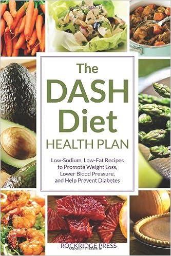 By Rockridge Press The Dash Diet Health Plan Low Sodium