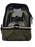 Pet Travel Carrier, Soft Sides and Airline Approved Pet Bags with Fleece Bed, Perfect for Small Dogs and Cats