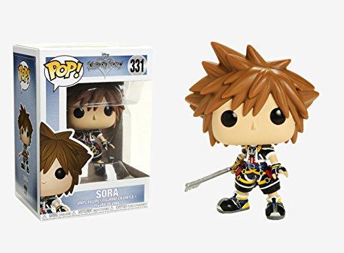 Painting Vinyl Figures - Funko Pop Disney: Kingdom Hearts - Sora Collectible Vinyl Figure