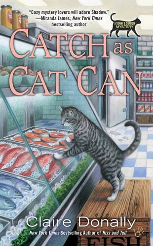 book cover of Catch as Cat Can