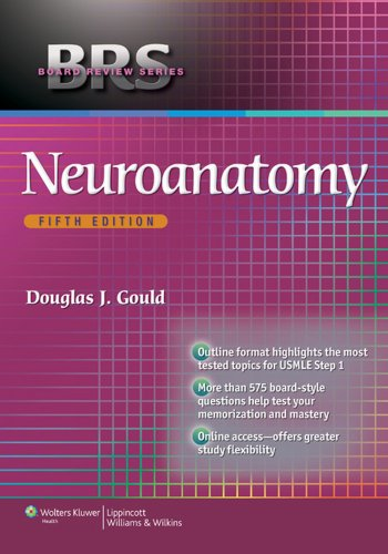 BRS Board Review Series Neuroanatomy (5th 2013) [Gould]