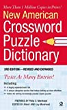 img - for New American Crossword Puzzle Dictionary (Revised Edition) by Morehead, Philip D. (2004) Mass Market Paperback book / textbook / text book