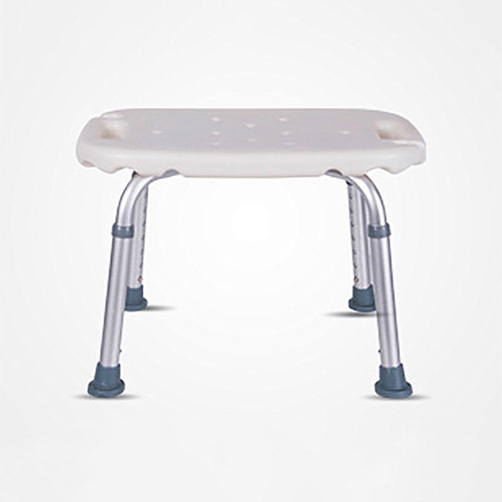 大特価放出! シャワースツール\シャワーチェア 調節可能な高さポータブルシャワースツールバスルームシート バスシートベンチ\バススツール   B07DXG13GY, 値段が激安:be6d8958 --- maherspharmacy.com