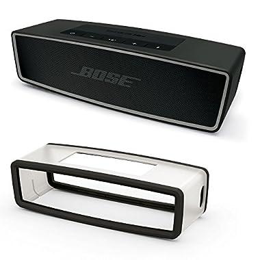 Bose® SoundLink® Mini Bluetooth® Speaker II Carbon Bundle w/Charcoal Black Soft Cover
