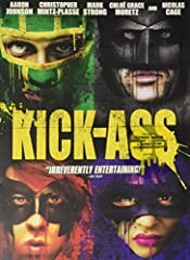 FAN WHO ONE DAY DECIDES TO BECOME A SUPER-HERO, EVEN THOUGH HEDAVE LIZEWSKI IS AN UNNOTICED HIGH SCHOOL STUDENT AND COMIC BOOKHAS NO POWERS, TRAINING OR MEANINGFUL REASON TO DO SO.