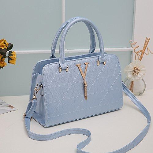 La Blu ladies A Signora Borsa Moda Tracolla Di Xwan razrw5PFq