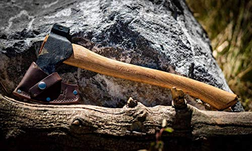 Council Tool 1.7# Wood-Craft Camp Carver Axe, 16