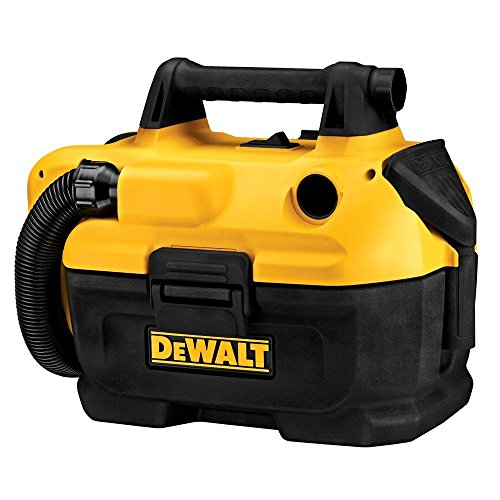 DEWALT - 2-Gal. Max Cordless Wet/Dry Vac without Battery and Charger -