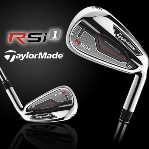 TaylorMade GOLF CLUB RS-i1 Iron set 6pcs KBS C-Taper90 R 201