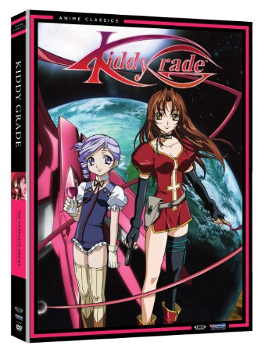 Kiddy Grade: The Complete Series