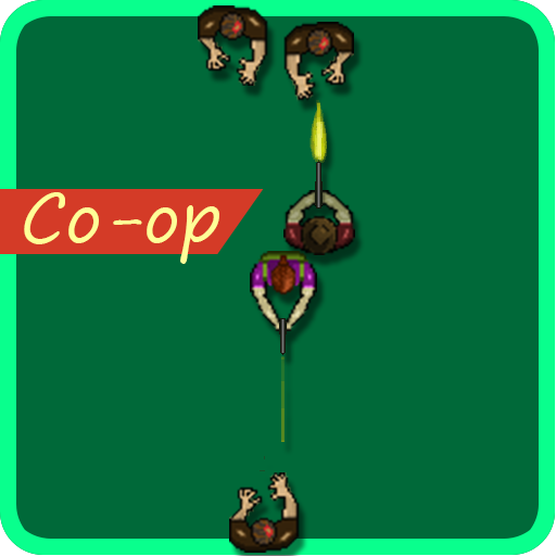 2 player Co-op Zombie Shoot