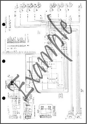 1993 Ford Bronco F150 F350 F Super Duty Foldout Wiring Diagram Original Ford Amazon Com Books