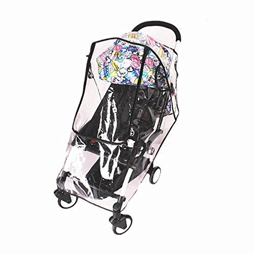 Stroller Weather Shield, Rain Cover Compatible for Babyzen YOYO YOYO+ by ROMIRUS