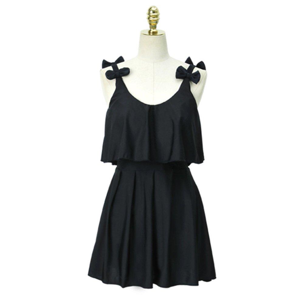 女性の 水着 保守的な スリング ドレス スパ 水着 に適して 水泳 ウェディング エクササイズ スパ (Size : M) B07F2CTKV4 Medium
