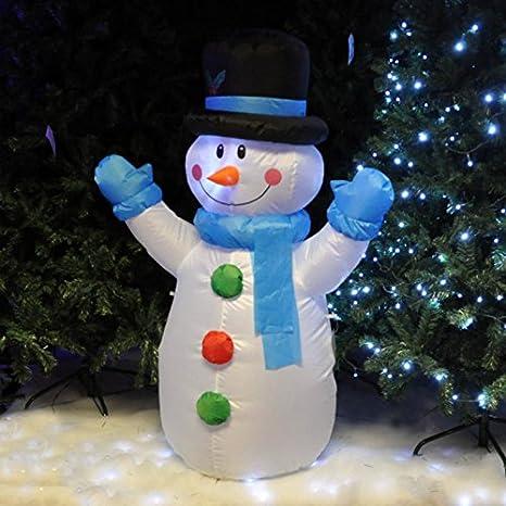 42fd376eaeba8 Kingfisher - Muñeco de Nieve de Navidad Hinchable de Navidad