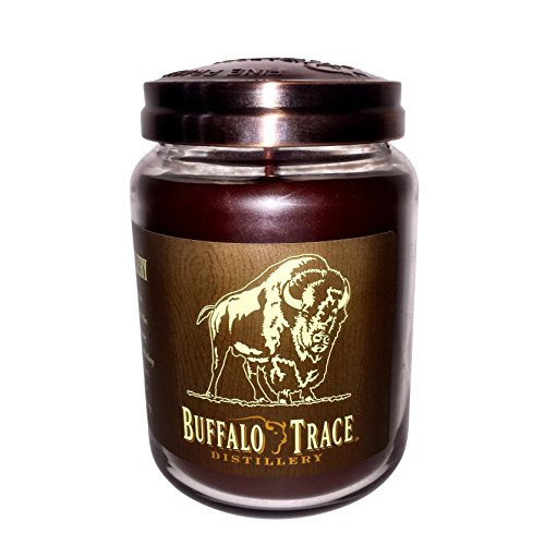 Buffalo Trace Kentucky Bourbon 26 Oz Candleberry Candle