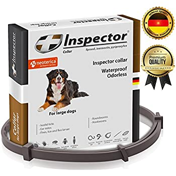Amazon Com Virbac Preventic Tick Collar Large Dog 25