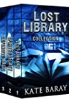 Lost Library Collection: Books 1-3