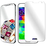 Galaxy S5 Mirror Screen Protector,Best Mirror Screen Protectors Full Cover Shield Guard Film for Samsung Galaxy S5 SGH-I337