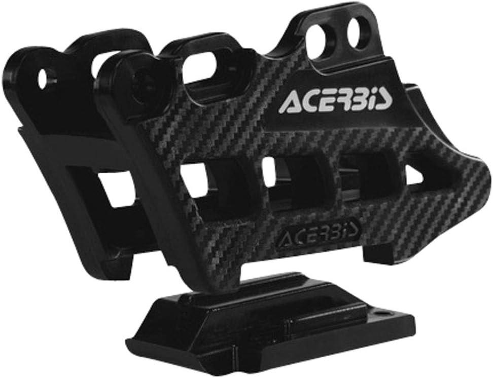Kawasaki KX450F 2009-2018 Fits Acerbis Chain Guide Block 2.0 Black