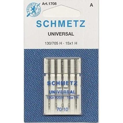 Schmetz Universal Sewing Machine Needle 70/ 10