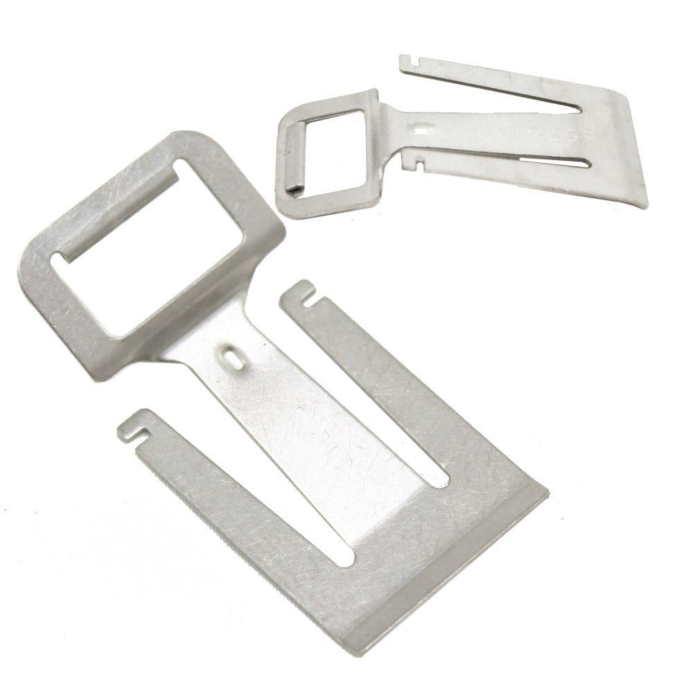 Kitchenaid W8574157 Dishwasher Door Latch Strike Genuine Original Equipment Manufacturer (OEM) part for Kitchenaid, Kenmore Elite, Kenmore