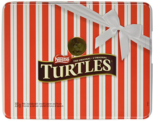 NESTLÉ TURTLES Original; Limited Edition; 333g Tin