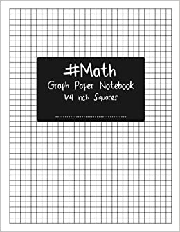 buy math graph paper notebook book online at low prices in india