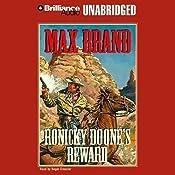 Ronicky Doone's Reward: Doone #2 | Max Brand