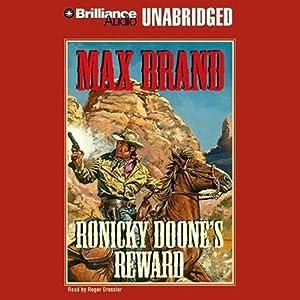 Ronicky Doone's Reward Audiobook
