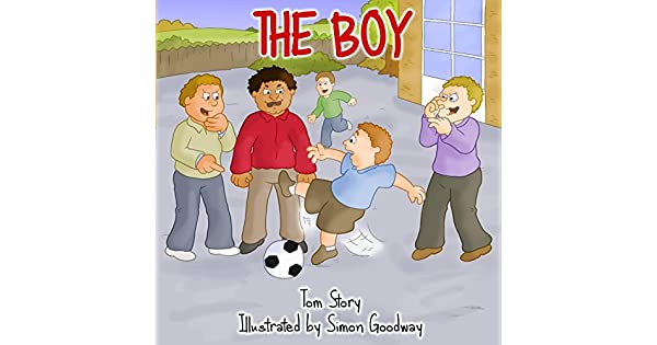 The Boy (Adventurers Book 3) (English Edition) eBook: Tom Story, Simon Goodway: Amazon.com.mx: Tienda Kindle
