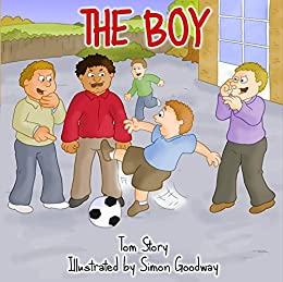 The Boy (Adventurers Book 3) (English Edition) de [Story, Tom