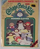 Cabbage Patch Kids - Designer Cloths Stitching Craft Book