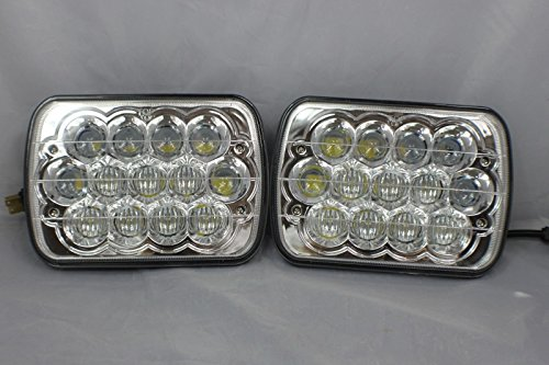 7x6 led hid cree light - 8