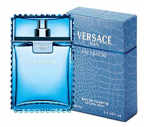 Versace Man Eau Fraiche By: Versace 3.4 oz EDT, Men's