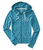 Aeropostale Womens 87 Ath Divs. Hoodie Sweatshirt 350 XS