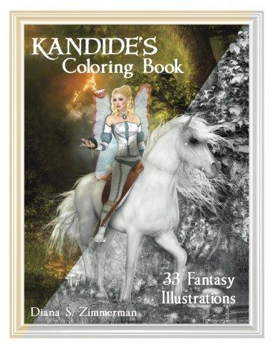 Kandide's Coloring Book ebook