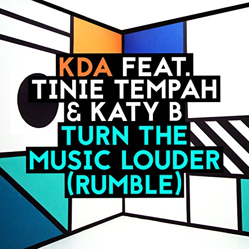 Turn the Music Louder (Rumble)...